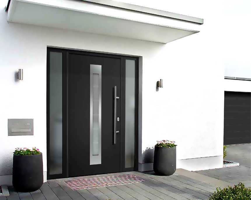 Thermoplus Thermopro Entrance Doors 4d Doors
