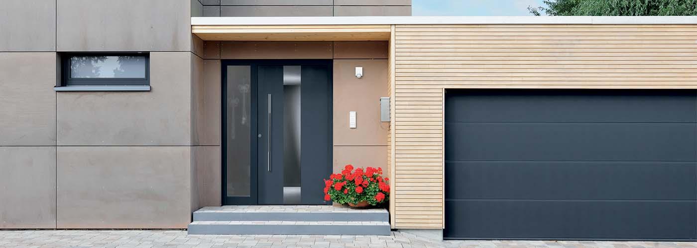 Aluminium Entrance Doors 4d Doors